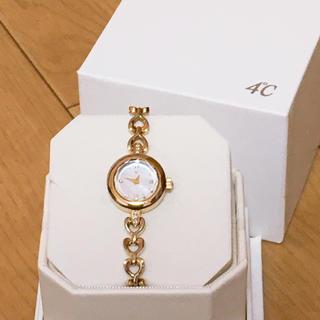 ヨンドシー(4℃)の4℃ 時計(腕時計)