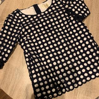 チェスティ(Chesty)のChestyドットトップス(Tシャツ(半袖/袖なし))