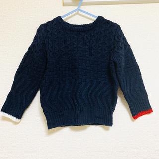 プティマイン(petit main)のニットセーター(ニット)