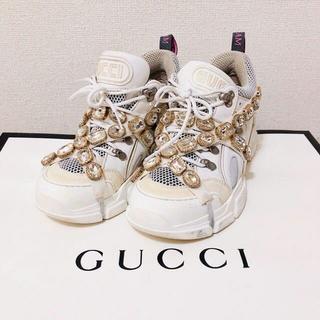 グッチ(Gucci)の新品 Gucci スニーカー 人気定番(スニーカー)