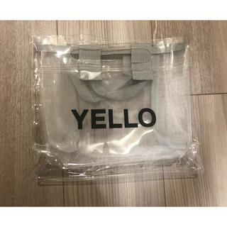 イエローブーツ(Yellow boots)のYELLO⭐︎ノベルティー(ノベルティグッズ)
