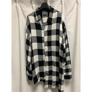 LAD MUSICIAN - 18aw アシメシャツ 46サイズ