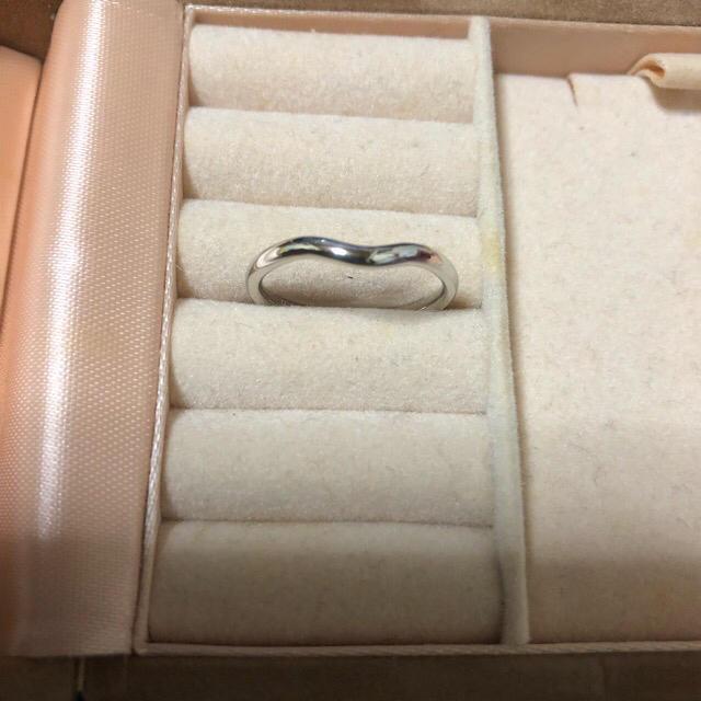 Tiffany & Co.(ティファニー)のティファニー プラチナ リング メンズのアクセサリー(リング(指輪))の商品写真