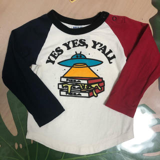 ブリーズ(BREEZE)のブリーズ 長袖 80 男女 Tシャツ (Tシャツ)