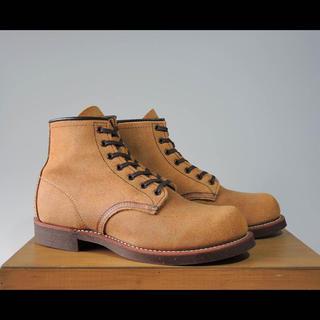 レッドウィング(REDWING)の9162ブラックスミス6.5ベックマンアイアンレンジ8113セッター9016(ブーツ)