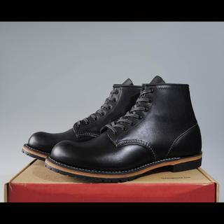 レッドウィング(REDWING)のレッドウィング9014ベックマン10Dアイアンレンジ9011セッターブラック黒(ブーツ)