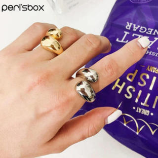 BEAUTY&YOUTH UNITED ARROWS - 新作 tear drop ring silverシルバーリング