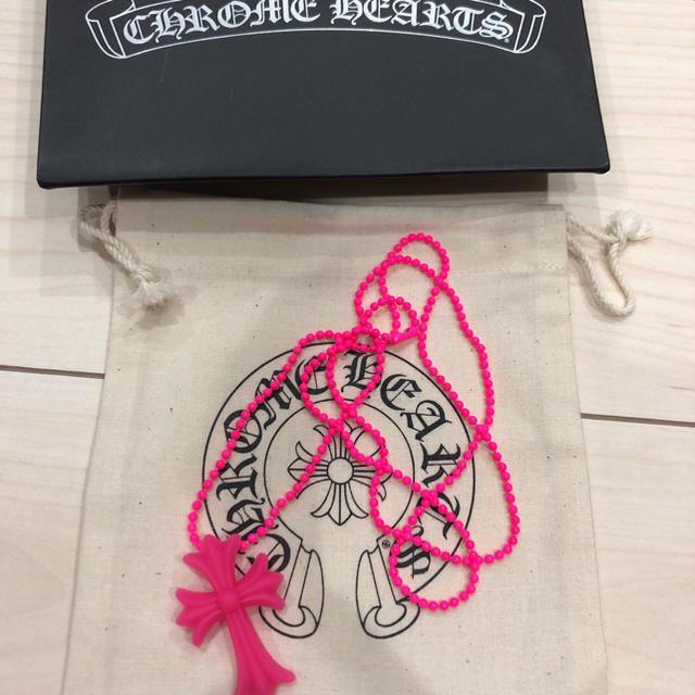 Chrome Hearts(クロムハーツ)の東京限定 20周年 Chrome Hearts ネックレス メンズのアクセサリー(ネックレス)の商品写真