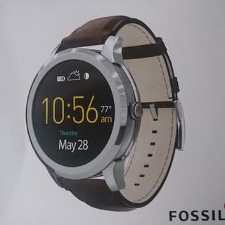 フォッシル(FOSSIL)のフォッシルスマートウォッチ(腕時計(デジタル))