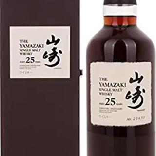 サントリー - 山崎25年 サントリー ウイスキー YAMAZAKI