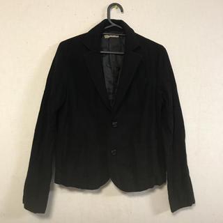 ローリーズファーム(LOWRYS FARM)のLOWRYSFARM☆シワ加工デザインジャケット(テーラードジャケット)