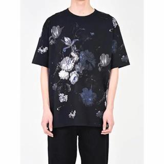ラッドミュージシャン(LAD MUSICIAN)のLAD MUSICIAN 18SS 花柄 Tシャツ 42(Tシャツ/カットソー(半袖/袖なし))