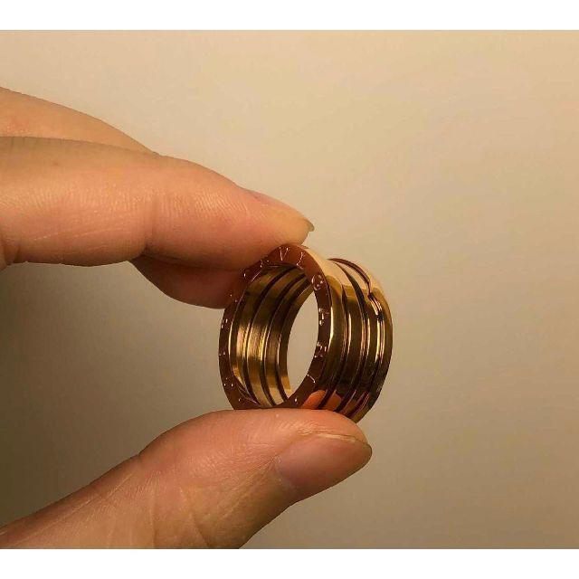 BVLGARI(ブルガリ)のBVLGARIリング メンズのアクセサリー(リング(指輪))の商品写真
