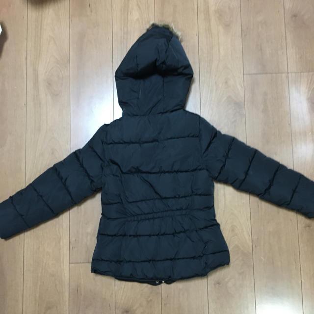 ZARA KIDS(ザラキッズ)の新品未使用 ZARA ザラダウンジャケット  140cm キッズ/ベビー/マタニティのキッズ服 女の子用(90cm~)(ジャケット/上着)の商品写真
