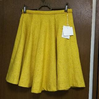 マーキュリーデュオ(MERCURYDUO)の新品、タグつき❗MERCURYDUO(マーキュリー デュオ)のスカート(ひざ丈スカート)