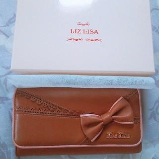 リズリサ(LIZ LISA)のLIZ LISA 長財布(財布)