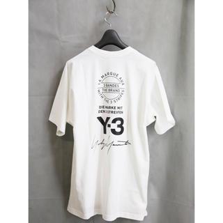 Y-3 - Y-3 15周年記念Tシャツ   ヨウジヤマモト Adidas