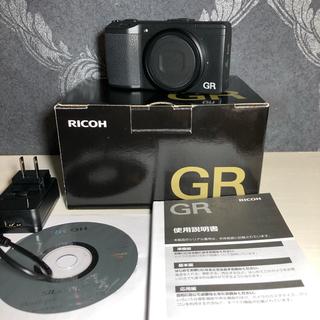 RICOH - 値下げ 超美品 RICOH GR 1620万画素 APS-C CMOSセンサー