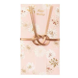 ポールアンドジョー(PAUL & JOE)の即日発送【新品・未使用】ポール&ジョー ご祝儀袋 祝儀袋 結婚式 ピンクa(ラッピング/包装)