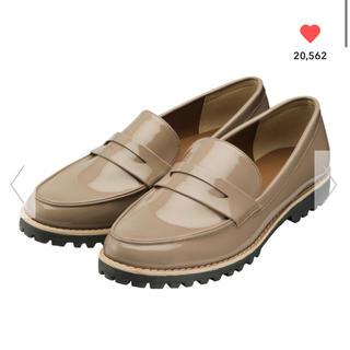 ジーユー(GU)のGUタンクソールローファー(ローファー/革靴)