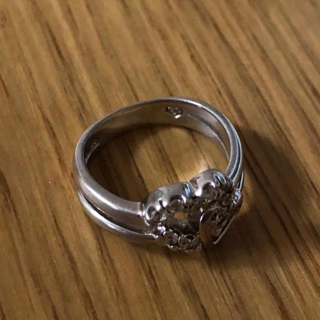 Samantha Silva(サマンサシルヴァ)のサマンサシルヴァ ♡リング3号 レディースのアクセサリー(リング(指輪))の商品写真