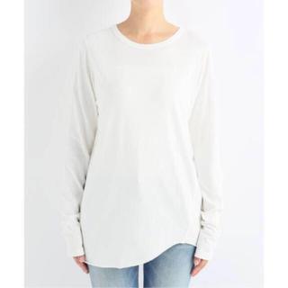 DEUXIEME CLASSE - 新品 Deuxieme Classe Layering Tシャツ ホワイト
