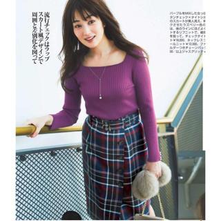 JUSGLITTY - 即購入可能☆ジャスグリッティー チェックタイトスカート