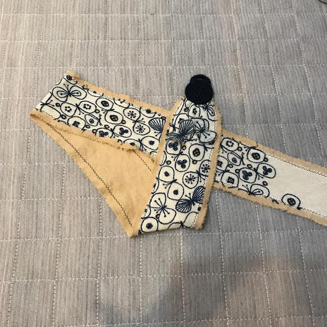 mina perhonen(ミナペルホネン)のミナペルホネンヘアアクセサリー レディースのヘアアクセサリー(ヘアバンド)の商品写真