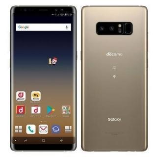 SAMSUNG - Galaxy Note8 SC-01K 新品未使用品