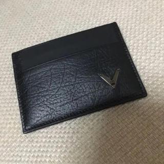 ヴァレンティノガラヴァーニ(valentino garavani)のVALENTINOカードケース(名刺入れ/定期入れ)