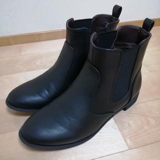 エヘカソポ(ehka sopo)のショートブーツ サイドゴアブーツ(ブーツ)