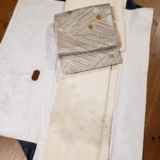 正絹お着物と帯