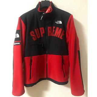 Supreme - 最安値!送料込!Supreme Arc Logo Denali Fleece
