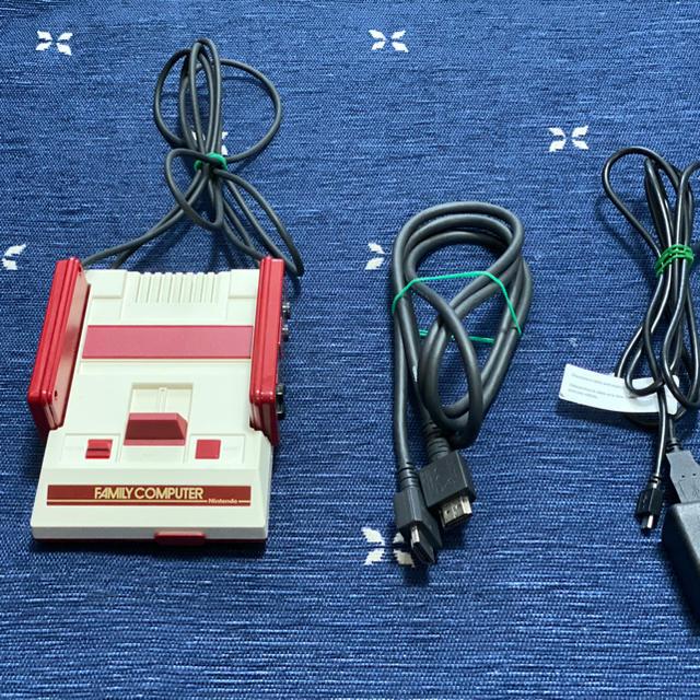 任天堂(ニンテンドウ)のファミコンミニ エンタメ/ホビーのゲームソフト/ゲーム機本体(家庭用ゲーム機本体)の商品写真