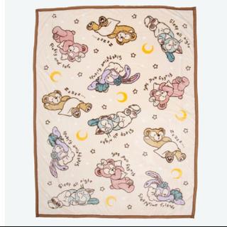 Disney - ディズニーシー限定★ダッフィー&フレンズDuffy'sSweetDreams毛布