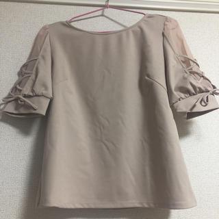 アールディールージュディアマン(RD Rouge Diamant)のトップス ピンク(カットソー(半袖/袖なし))