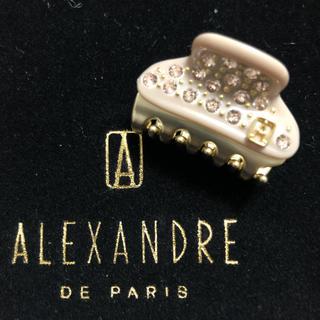 Alexandre de Paris - 新品 アレクサンドルドゥパリ クリップ3㎝