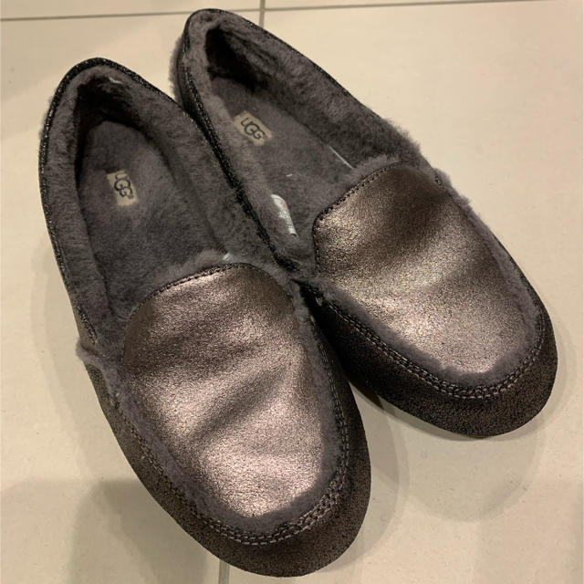 UGG(アグ)の【新品】アグ モカシン レディースの靴/シューズ(スリッポン/モカシン)の商品写真