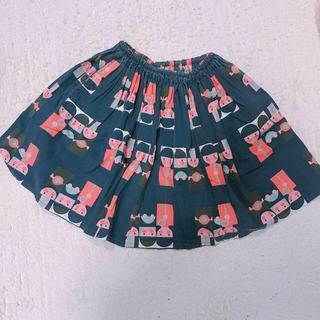 ニードルワークスーン(NEEDLE WORK SOON)のキッズ スカート& マジックソープ(スカート)