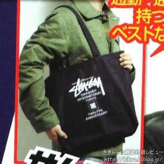 STUSSY - 新品未使用 ステューシー 雑誌 付録 トートバッグ