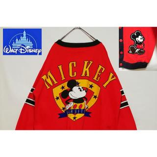 Disney - US企画 Mickey&CO ミッキー オフィシャル プルオーバースウェット