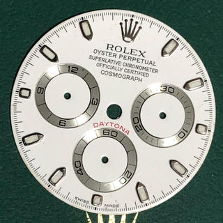 ROLEX - ロレックス 純正 文字盤 116520 P番 6針 足無し