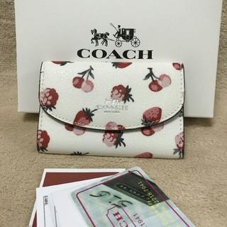 コーチ(COACH)のコーチ COACH 6連キーケース シグネチャー アウトレット(キーケース)