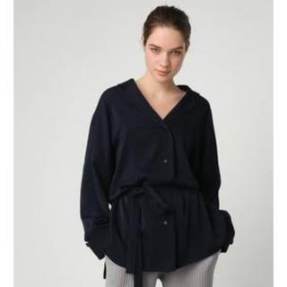 RIM.ARK ロングシャツジャケット(シャツ/ブラウス(長袖/七分))