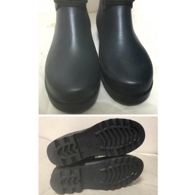 nano・universe(ナノユニバース)の連動】ナノユニバース レースアップ ロングレインブーツ おしゃれ長靴 レディースの靴/シューズ(レインブーツ/長靴)の商品写真