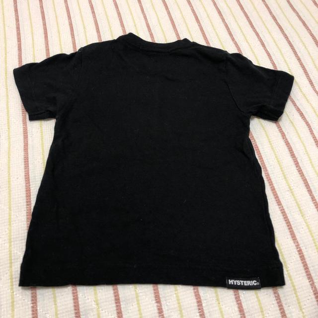 HYSTERIC MINI(ヒステリックミニ)の迷彩ミニちゃんT 90サイズ キッズ/ベビー/マタニティのキッズ服 男の子用(90cm~)(Tシャツ/カットソー)の商品写真