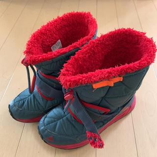 アディダス(adidas)のadidas スノーブーツ 19センチ(ブーツ)