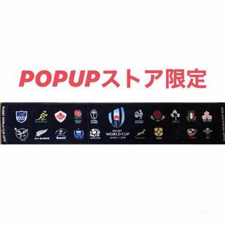 【POPUP限定希少デザイン】ラグビーW杯 マフラータオル ユニオン 2019