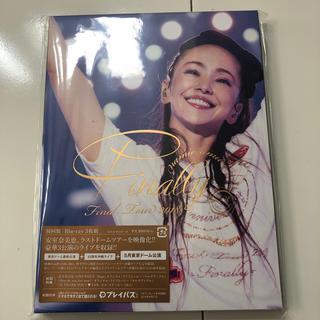 安室奈美恵☆finally☆5月東京ドーム☆Blu-ray(ミュージック)