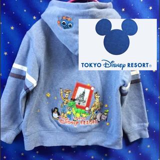Disney - 《公式》東京ディズニーリゾート パーク内販売 パーカー110